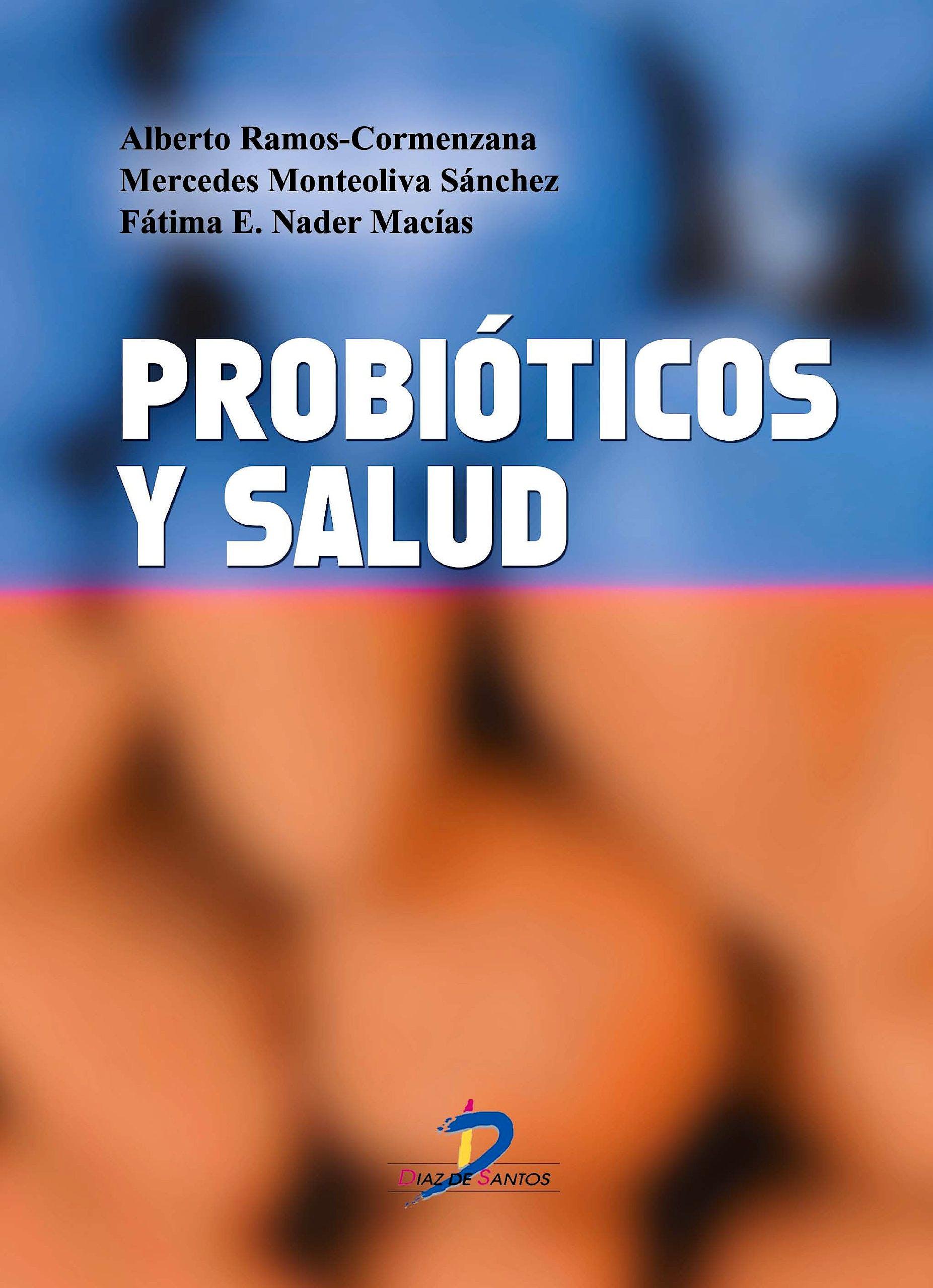 Portada del libro 9788499690513 Probioticos y Salud