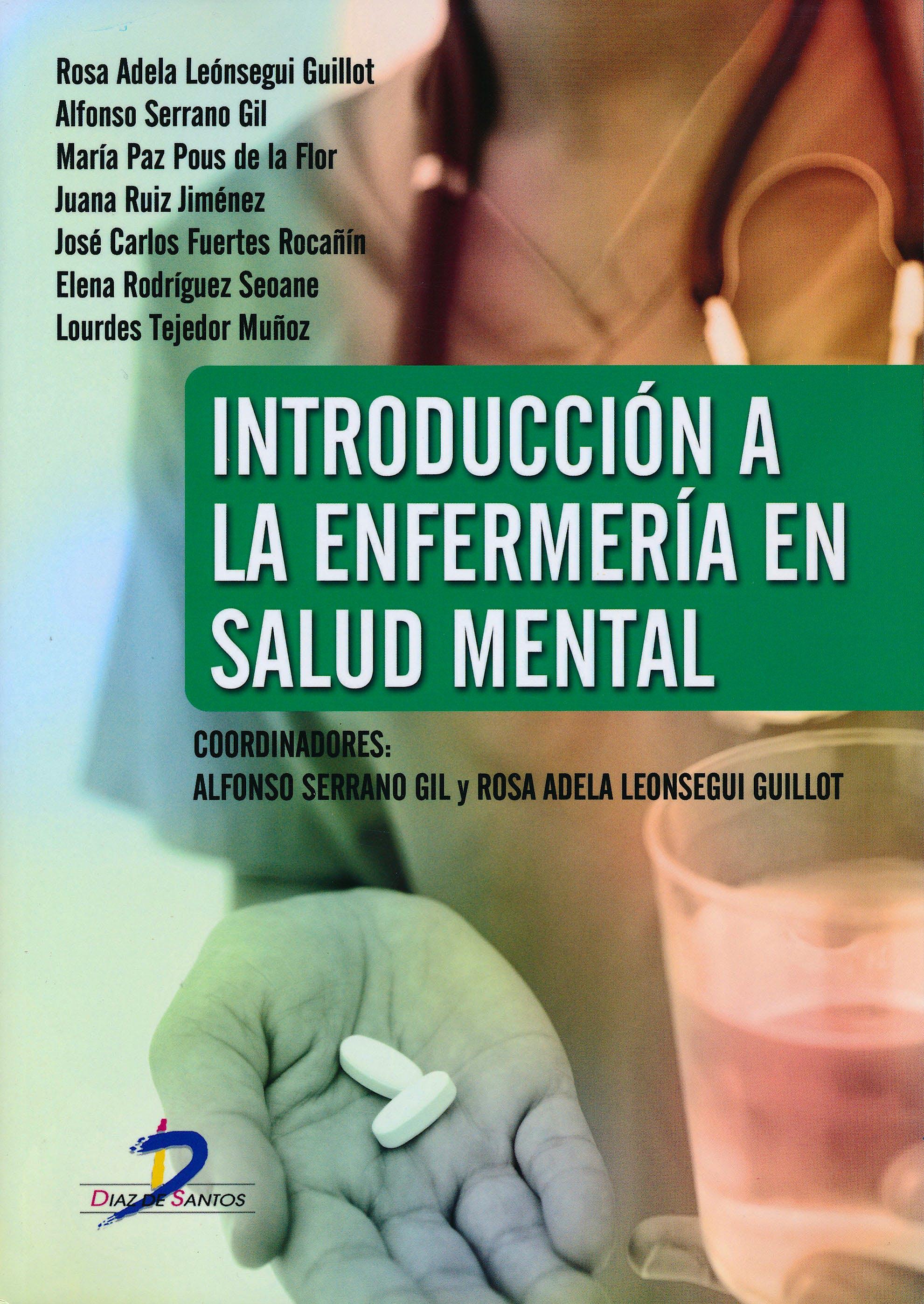Portada del libro 9788499690810 Introduccion a la Enfermeria en Salud Mental