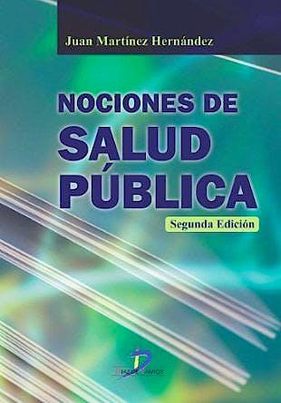 Portada del libro 9788499695037 Nociones de Salud Publica