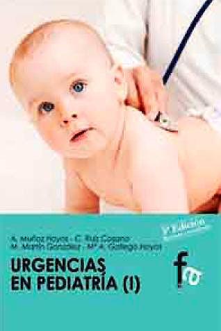 Portada del libro 9788499763866 Urgencias en Pediatría (I)