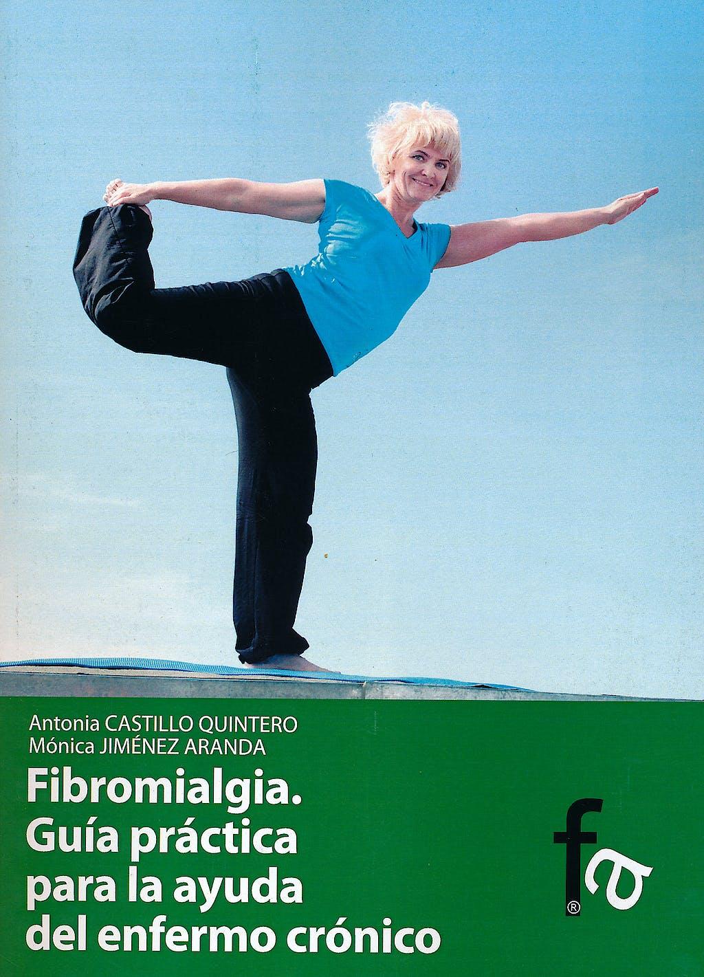 Portada del libro 9788499764405 Fibromialgia. Guia Practica para la Ayuda del Enfermo Cronico