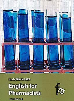 Portada del libro 9788499765358 English for Pharmacists + Cd