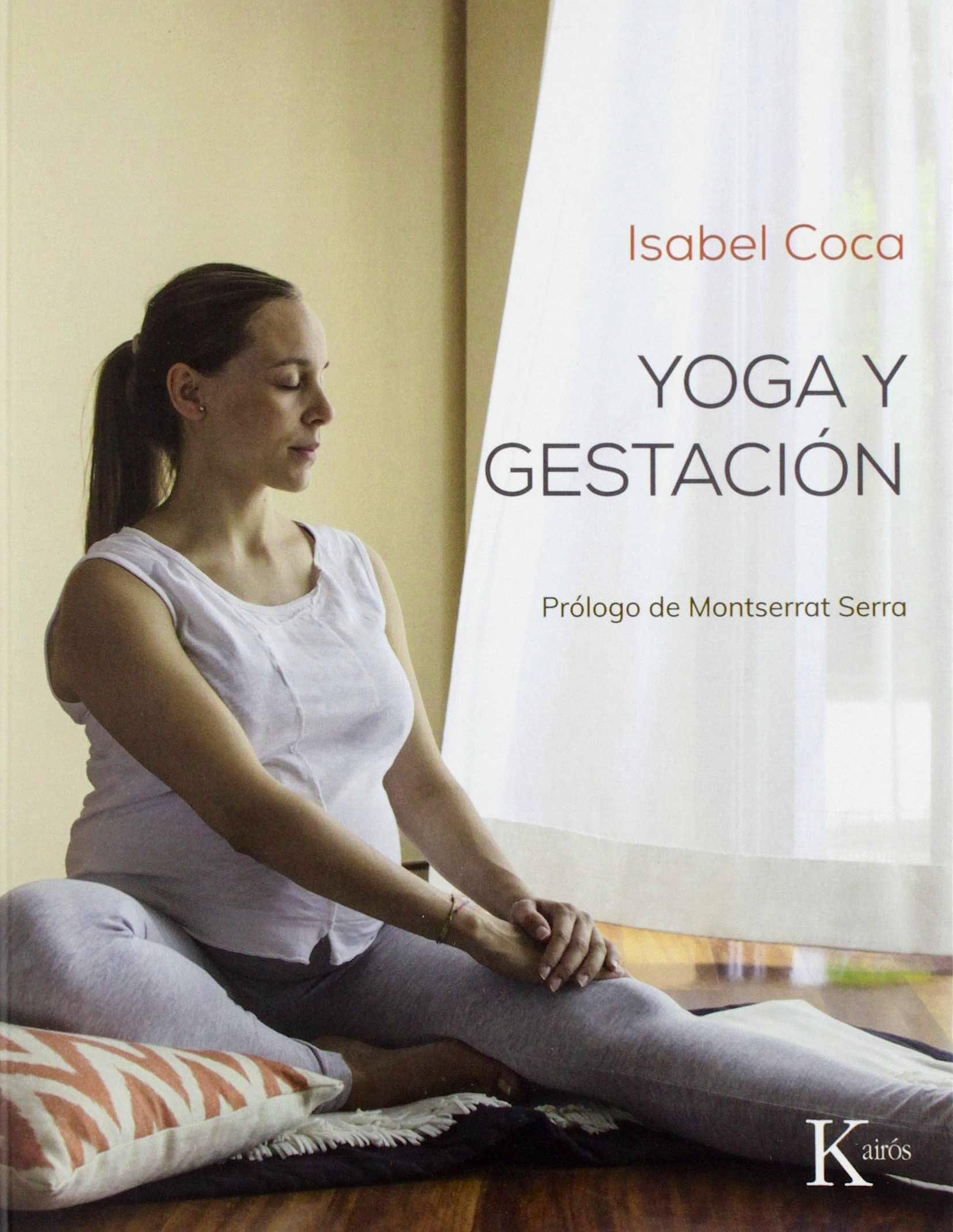 Portada del libro 9788499887173 Yoga y Gestación