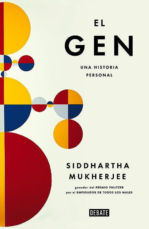 Portada del libro 9788499926520 El Gen. una Historia Personal