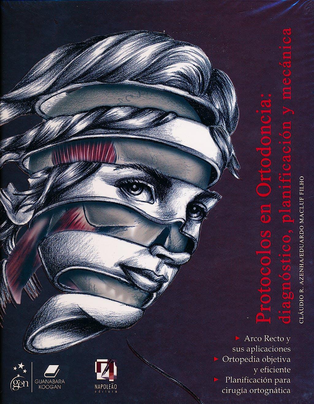 Portada del libro 9788527719315 Protocolos en Ortodoncia: Diagnóstico, Planificación y Mecánica