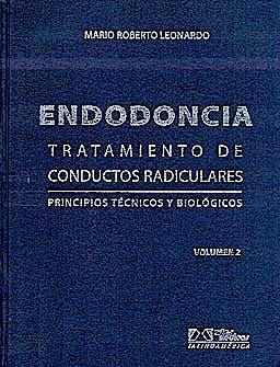 Portada del libro 9788536700373 Endodoncia. Tratamiento de Conductos Radiculares. Principios Tecnicos y Biologicos, 2 Vols.