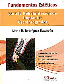 Portada del libro 9788536700397 Fundamentos Estéticos para la Rehabilitación de Implantes Oseointegrados