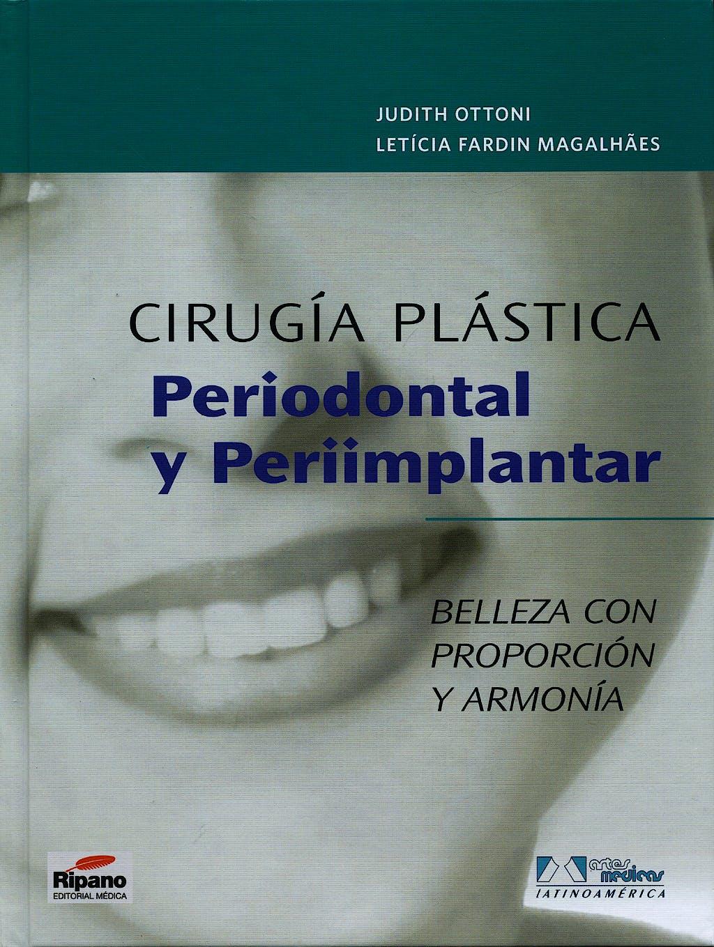 Portada del libro 9788536700656 Cirugia Plastica Periodontal y Periimplantar