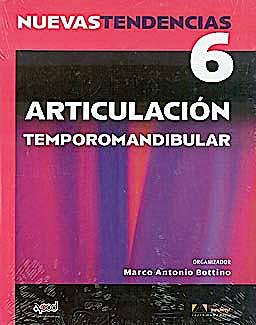 Portada del libro 9788536700809 Nuevas Tendencias, Vol. 6: Articulacion Temporomandibular