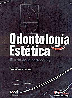 Portada del libro 9788536700922 Odontologia Estetica. el Arte de la Perfeccion