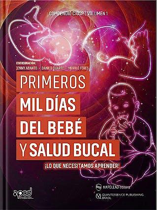 Portada del libro 9788548000553 Primeros Mil Días del Bebé y Su Salud Bucal