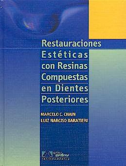 Portada del libro 9788574040417 Restauraciones Esteticas con Resinas Compuestas en Dientes Posteriores
