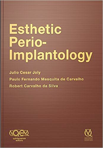 Portada del libro 9788578890865 Esthetic Perio-Implantology