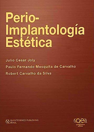 Portada del libro 9788578891275 Perio-Implantología Estética