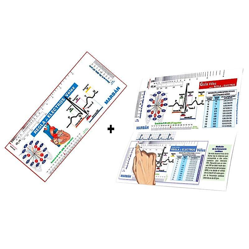 Portada del libro 9788809453647 Vélez Regla de Electros + Guía de Electros