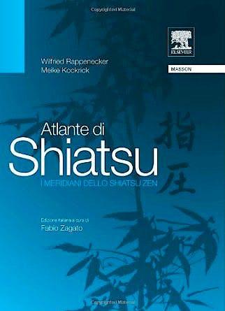 Portada del libro 9788821425028 Atlante Di Shiatsu. I Meridiani Dello Shiatsu Zen