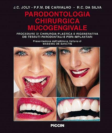 Portada del libro 9788829920785 Parodontologia Chirurgica Mucogengivale. Procedure Di Chirurgia Plastica e Rigenerativa Dei Tessuti Parodontali e Peri-Implantari