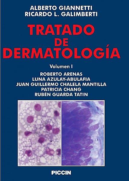 Portada del libro 9788829921416 Tratado de Dermatologia, 3 Vols.