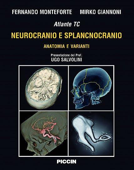 Portada del libro 9788829922192 Atlante Tc Neurocranio e Splancnocranio. Anatomia e Varianti