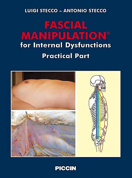 Portada del libro 9788829927883 Fascial Manipulation for Internal Dysfunctions. Practical Part