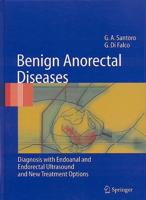 Portada del libro 9788847003361 Benign Anorectal Diseases
