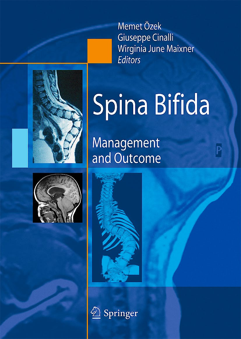 Portada del libro 9788847006508 Spina Bifida. Management and Outcome