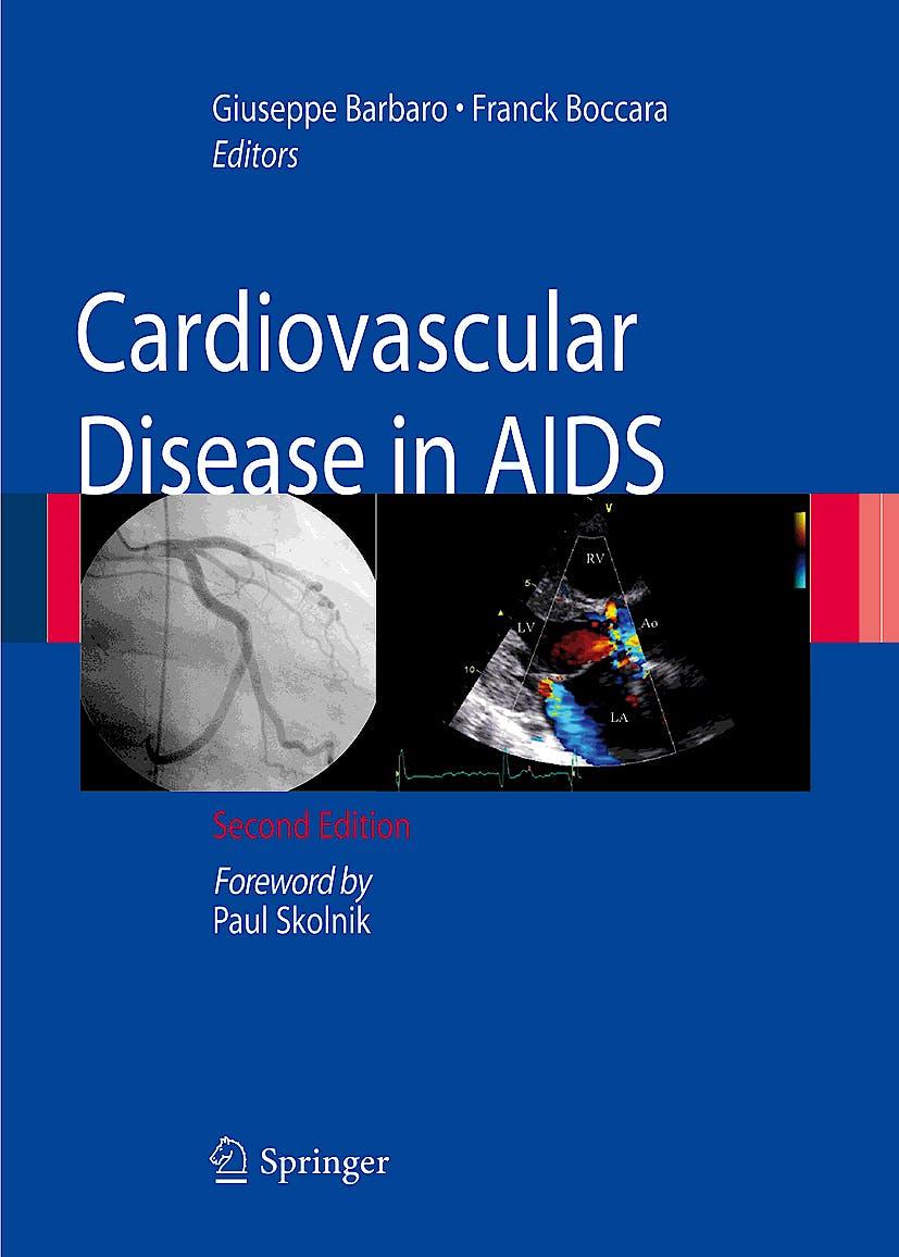 Portada del libro 9788847007604 Cardiovascular Disease in Aids