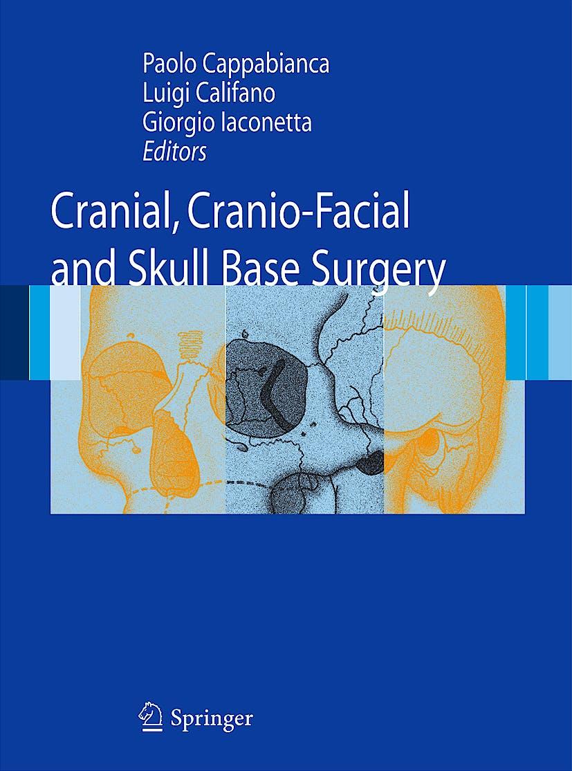 Portada del libro 9788847011663 Cranial, Cranio-Facial and Skull Base Surgery