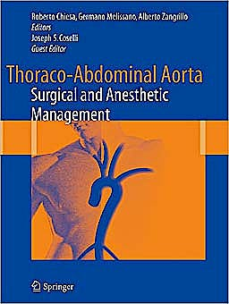 Portada del libro 9788847018563 Thoraco-Abdominal Aorta. Surgical and Anesthetic Management