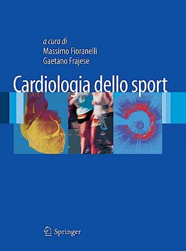 Portada del libro 9788847023512 Cardiologia Dello Sport