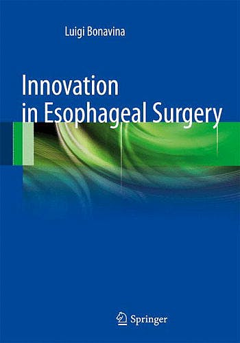 Portada del libro 9788847024687 Innovation in Esophageal Surgery