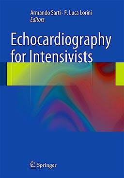 Portada del libro 9788847025820 Echocardiography for Intensivists