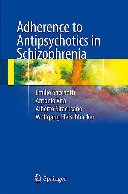 Portada del libro 9788847026780 Adherence to Antipsychotics in Schizophrenia