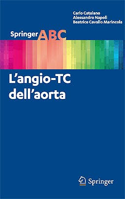 Portada del libro 9788847027299 L'angio-Tc Dell'aorta