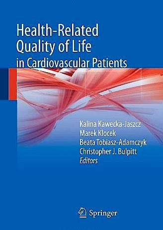 Portada del libro 9788847027688 Health-Related Quality of Life in Cardiovascular Patients