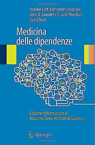 Portada del libro 9788847028821 Medicina Della Dipendenza