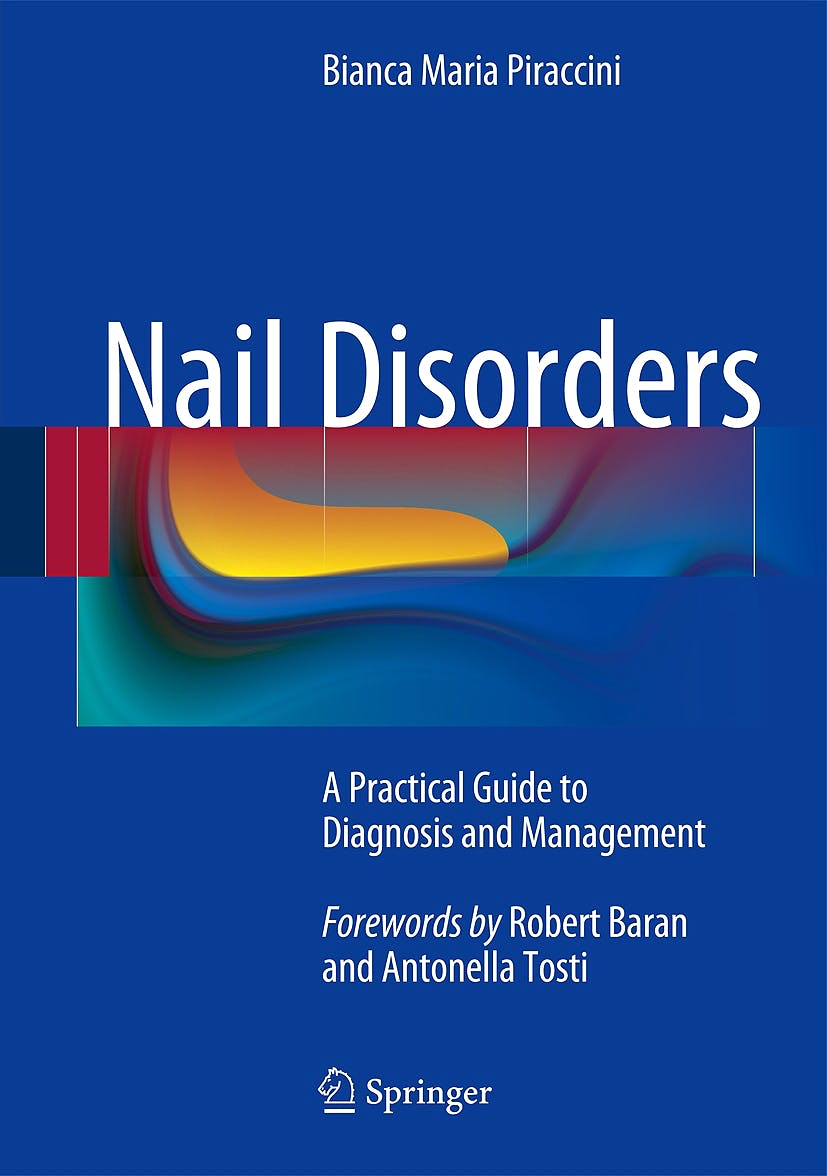Portada del libro 9788847053038 Nail Disorders. A Practical Guide to Diagnosis and Management