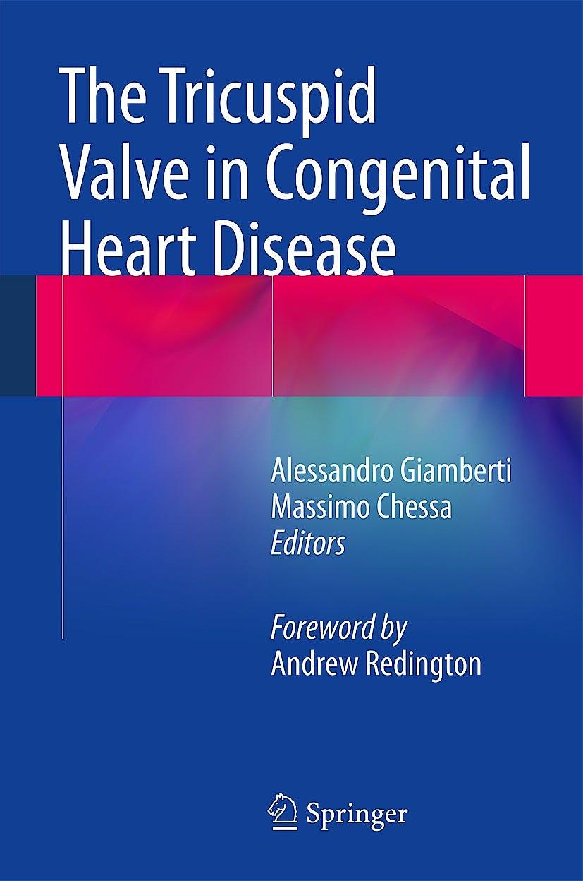 Portada del libro 9788847053991 The Tricuspid Valve in Congenital Heart Disease