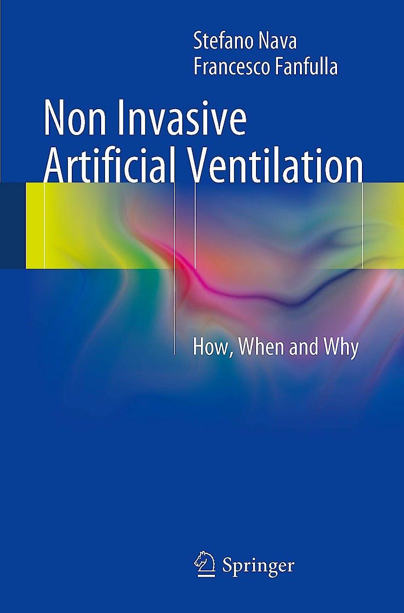 Portada del libro 9788847055254 Non Invasive Artificial Ventilation. How, When and Why