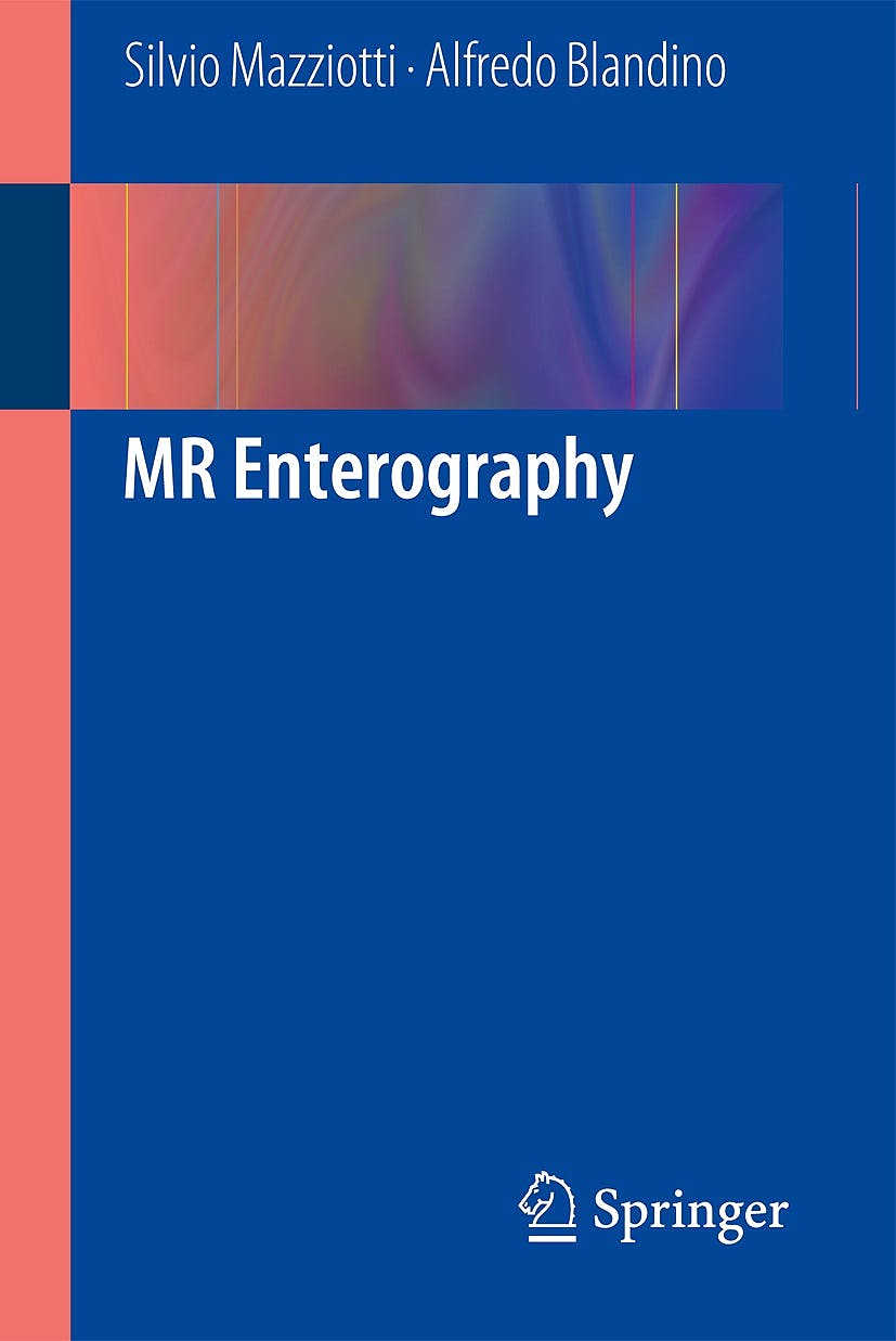 Portada del libro 9788847056701 Mr Enterography