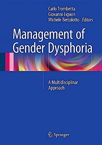 Portada del libro 9788847056954 Management of Gender Dysphoria. a Multidisciplinary Approach