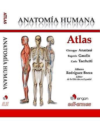 Portada del libro 9788870515947 Atlas Anatomía Humana