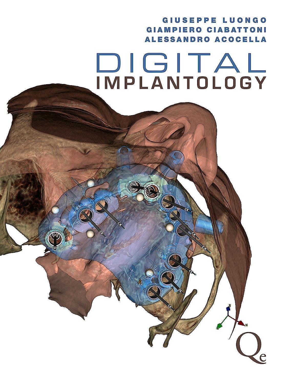 Portada del libro 9788874920402 Digital Implantology