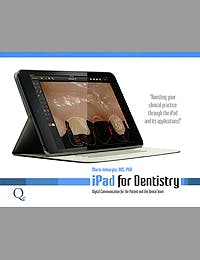 Portada del libro 9788874921942 Ipad for Dentistry. Digital Communication for the Patient and the Dental Team