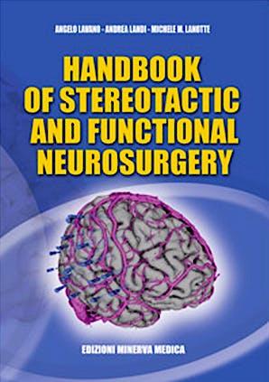 Portada del libro 9788877116956 Handbook of Stereotactic and Functional Neurosurgery