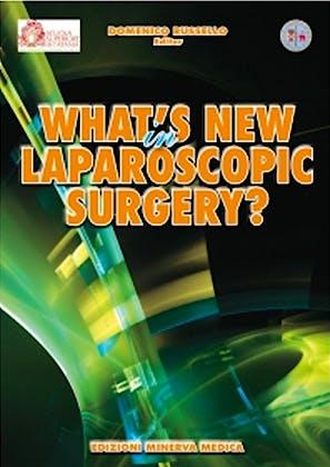 Portada del libro 9788877117052 What's New in Laparoscopic Surgery?