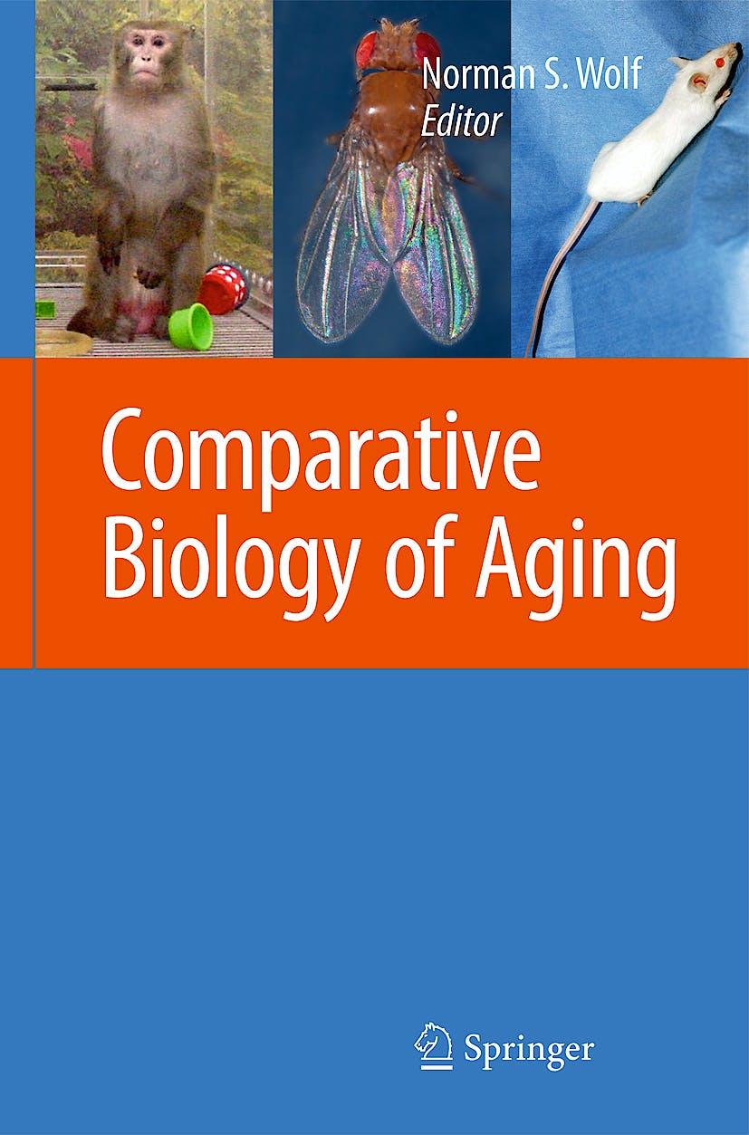 Portada del libro 9789048134649 Comparative Biology of Aging