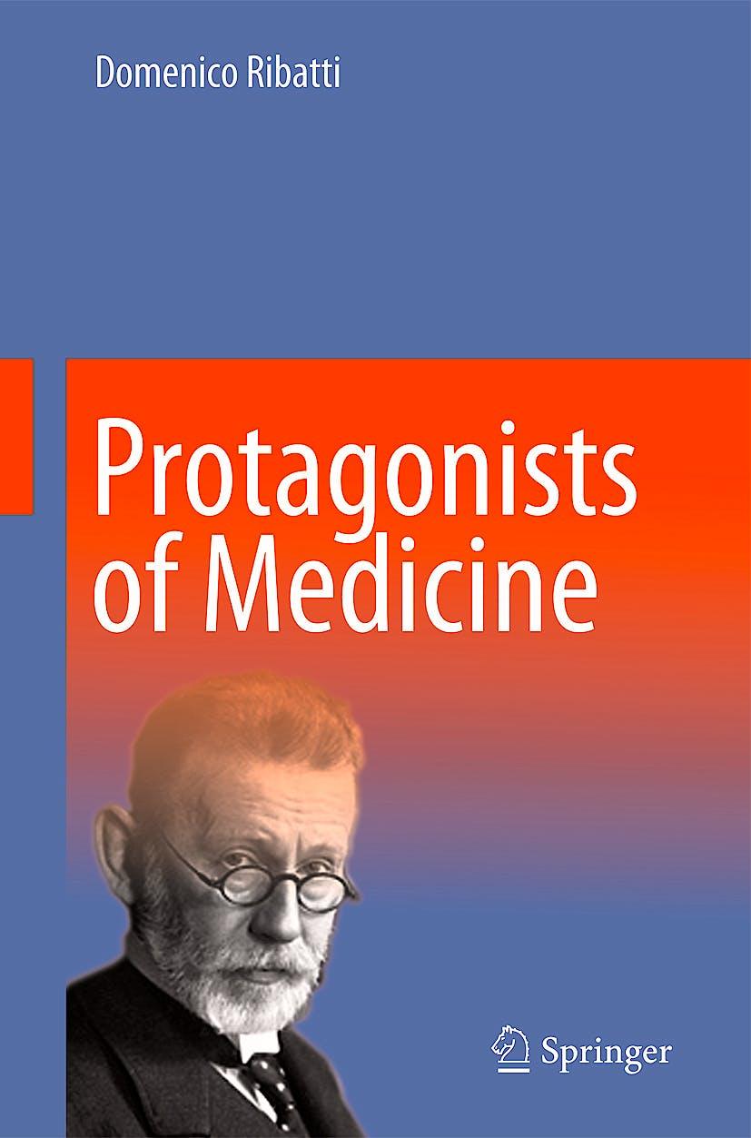 Portada del libro 9789048137428 Protagonists of Medicine