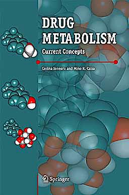 Portada del libro 9789048170586 Drug Metabolism. Current Concepts
