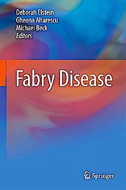 Portada del libro 9789048190324 Fabry Disease